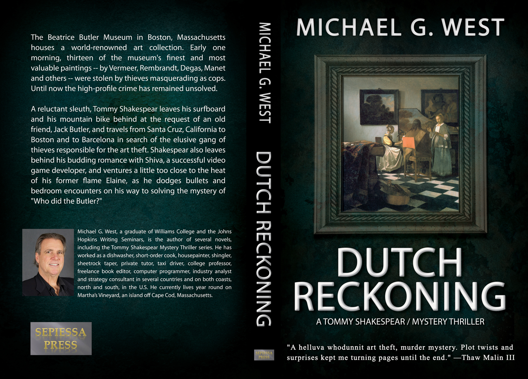 Dutch Reckoning Cover