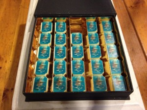 Box of Xocolates from Vee Rolandts