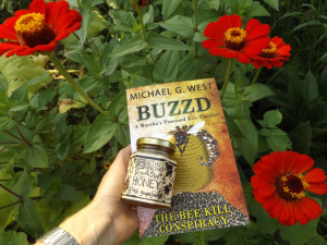 Skye Botanicals Forbidden Pink Grapefruit Honey and BUZZD - The Bee Kill Conspiracy