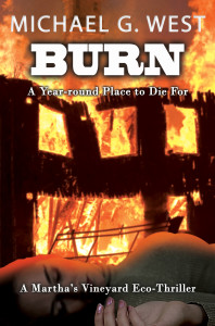 BURN - eBook cover